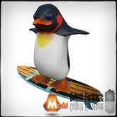 Culprit Cool Surfer PenQin *