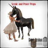 Culprit Last Unicorn Scenic and Poser Props STORM