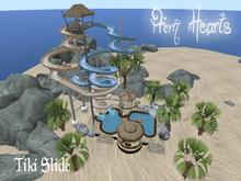 Tiki Water Slide