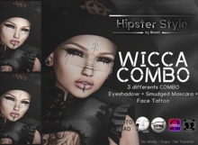[Hipster Style] Wicca Female COMBO