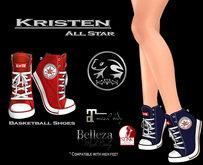 :.: Katak :.: All Star Kristen Red ( Basketball Shoes )