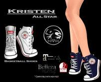 :.: Katak :.: All Star Kristen White ( Basketball Shoes )