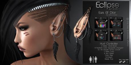 .:E.A:.Studio Ears Elf Dior