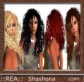 ::REA:: Shashona Hair Natural colors