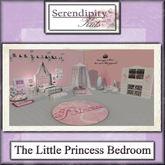 Serendipity Kids - Little Princess Coll - Bedroom Suite
