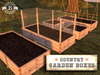 Country Garden Boxes or Planters