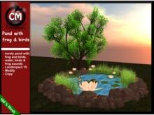 CM Creations Pond