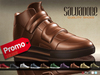 CA PROMO SAVE 75% SALVADORE SNEAKERS FAT PACK