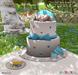 Aphrodite Its a boy Baby shower cake