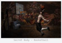 Secret Body - Basketball - pose