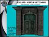 Icaland - Grand Gate Door
