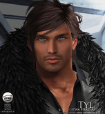 -Labyrinth- 'Tylar' Catwa (DanBento) Applier - Tanned