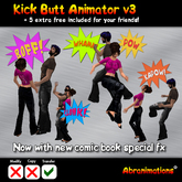Kick Butt Animator