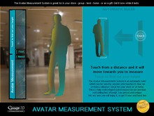 Gaagii - Measure Height by Touch Prim
