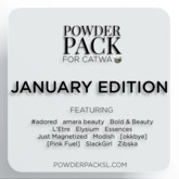 Powder Pack for Catwa January Edition