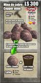 *Caja* - Copper Mine / Mina de cobre (V:2.0) [G&S]