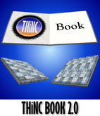 THiNC Book 2.0  (Make your own book, photo album, etc)