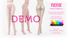 {Nena} Fishnet Tights v1 (Appliers) DEMO