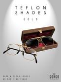 * SORGO - TEFLON Shades / GOLD (add me)