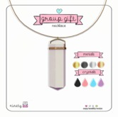 ninety - Necklace [ Gift ]