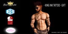 - King ink Tattoo - Gift