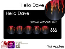 Hello Dave - Nail Appliers - Smoke Without Fire 3
