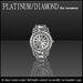Watch CH Platinum/Dia Platinum-Face [F]      -RYCA-