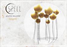 SPELL : Solstice Balloons! {golden }