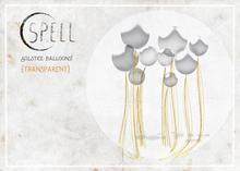 SPELL : Solstice Balloons! {transparent }