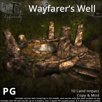 DDD] Wayfarer's Well (PG)