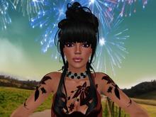 Complete avatar Monica