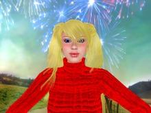 Complete avatar Betty