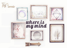 ionic  : Where is my mind? Frame