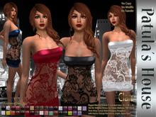 * Patulas House Clara Lace Dress (35 colors).