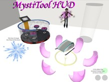MystiTool HUD - Making your second life easier!