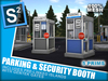 S2 Parking & Security Booth Kit