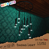 Skit's Kit - Hanging Light