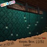 Skit's Kit - Wooden Beam Light