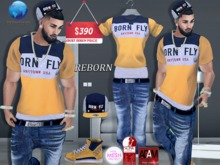 {RC} Reborn Outfit  Slim