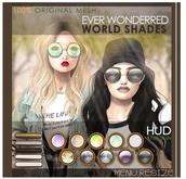 NS::  Ever Wondered World Shades
