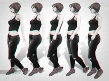 Sapa pose - 5 poses