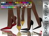 * Patulas House Mistress Heels (80 colors).