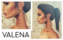 VALENA - Shelly Earring (FATPACK)