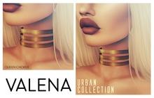 VALENA - Queen Choker (FATPACK)