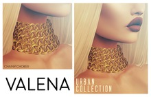 VALENA - Chainy Necklace (FATPACK)
