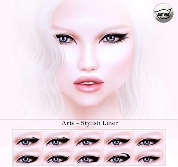 Arte - Stylish Liner [Catwa, Eyeliner, Bento]