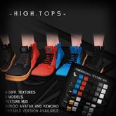 -Dimensional High-Tops