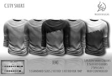 -TZD- City Shirt DEMO