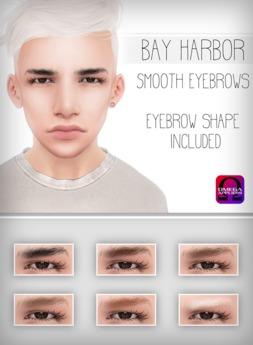[Bay Harbor] Smooth Eyebrows (Omega)