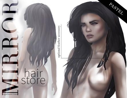 MIRROR - Holly Hair -Pastel Pack-